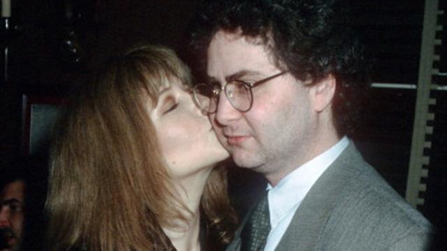 Pia and  ex Husband Jonathan