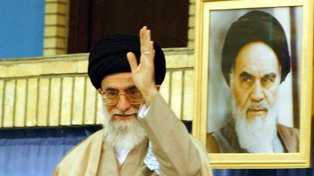 Iran's supreme leader Ayatollah Ali Khamenei (Getty Images)