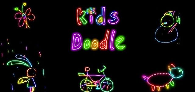 kids-doodle nexus 7 apps kids children