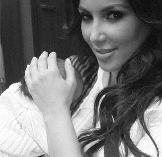 Kim Kardashian baby, Kaidence Donda West
