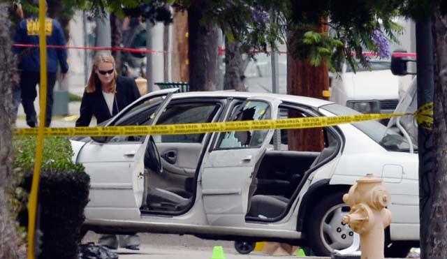 LAPD Manhunt Ambush Christopher Dorner