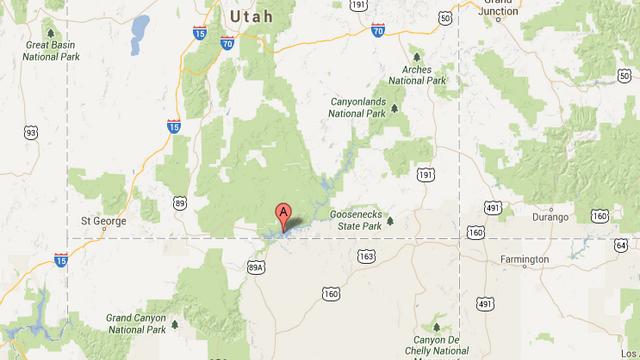 Lake Powell, Utah, Boating Accident