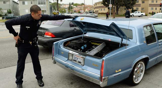 """""""LAPD Manhunt Ambush Christopher Dorner"""