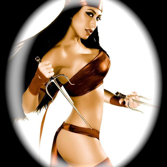 leyla ghodabi kanye mistress