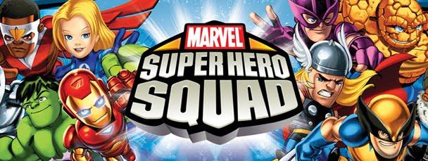 Marvel Super Hero Squad Game