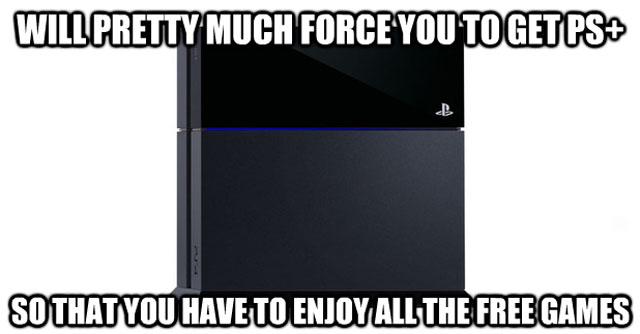 PS4 Meme