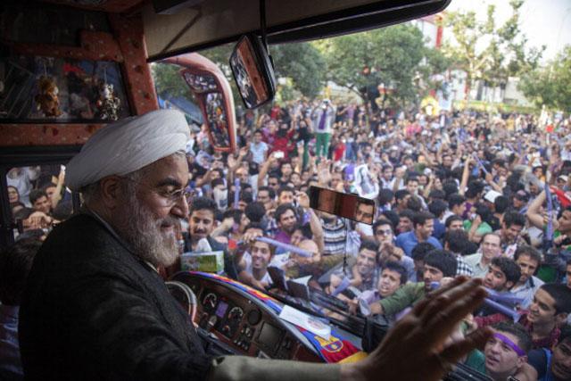 rowhani iran elections