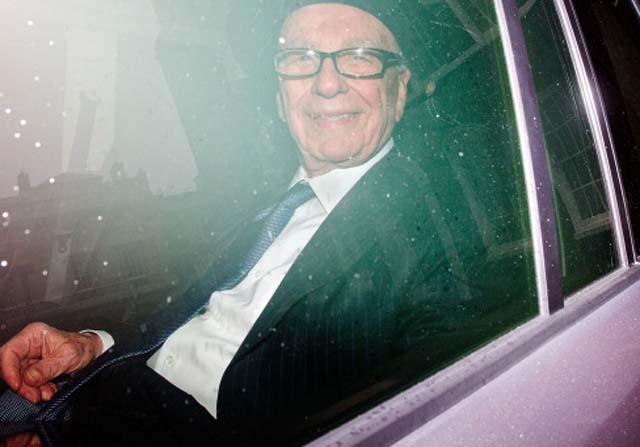Rupert Murdoch Divorce