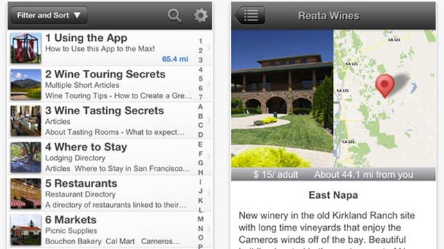 napa-valley-wine-tour-app