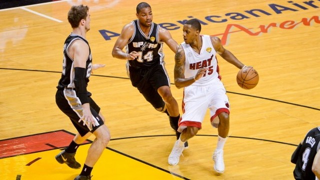 The Spurs, Miami Heat, 2013 NBA