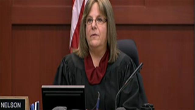 Judge Nelson Zimmerman Trial
