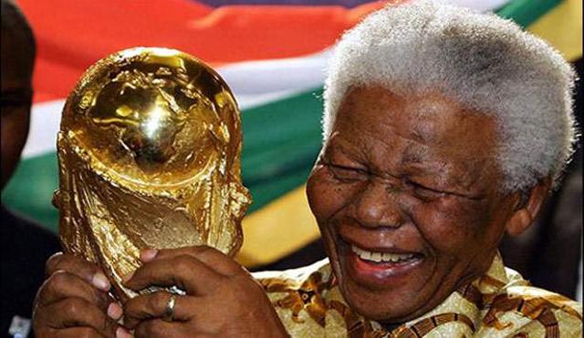 Nelson Mandela Death Dies