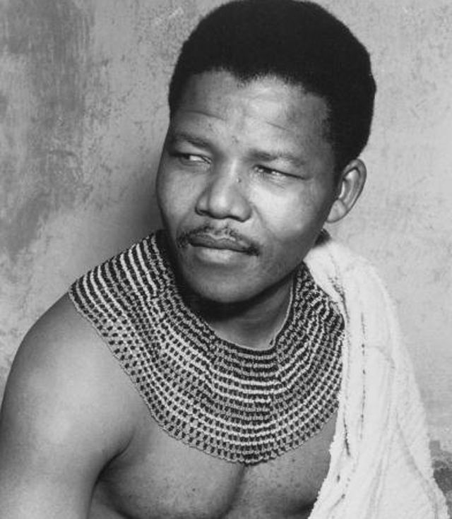 nelson mandela death youth