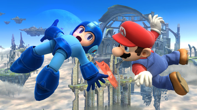 new super smash brothers