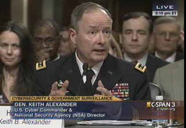 NSA Director Cyber security
