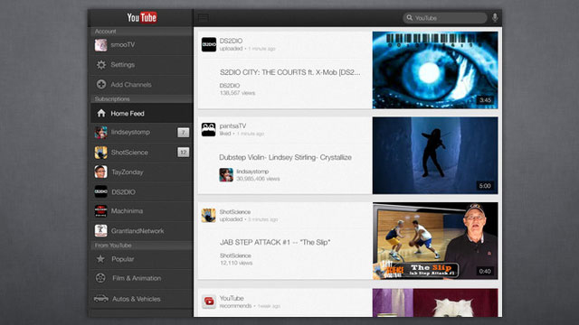 iphone app updates 2013 YouTube
