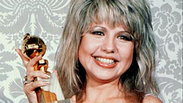 Pia Zadora and Grammy