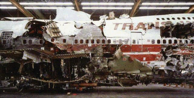 twa flight 800, conspiracy