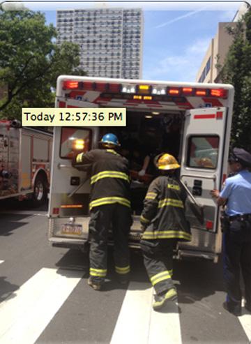 Philadelphia Building Collapse Rescue