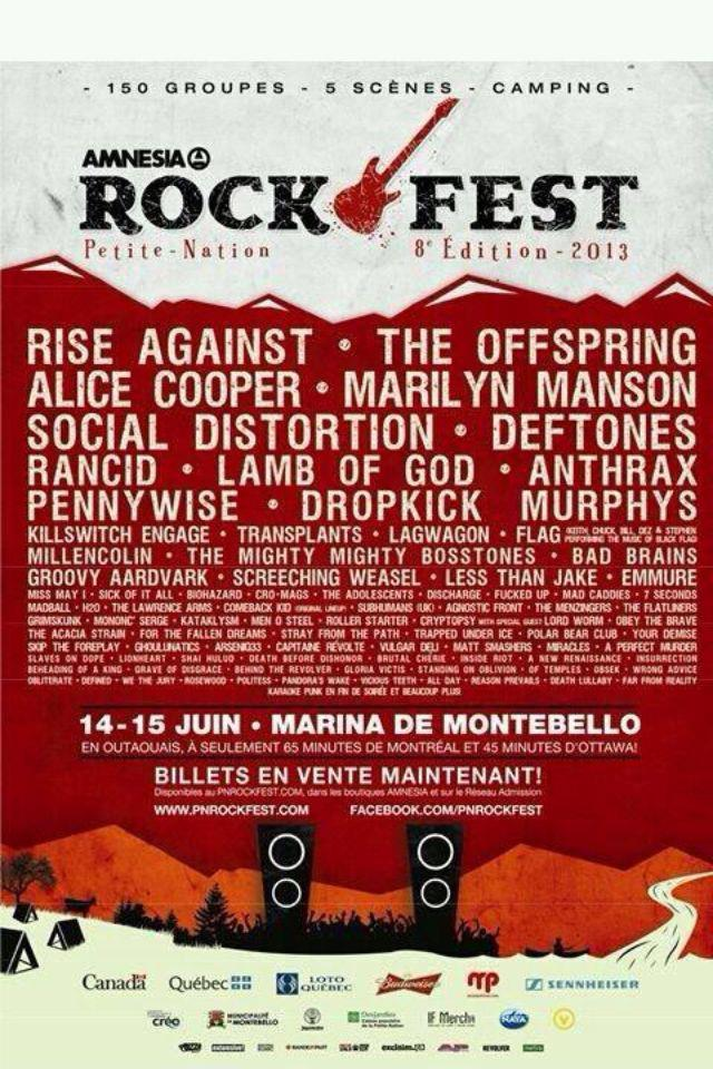 Rockfest Quebec