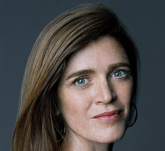 Samantha Powers Vogue