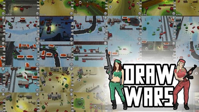 best-android-action-games-draw-wars