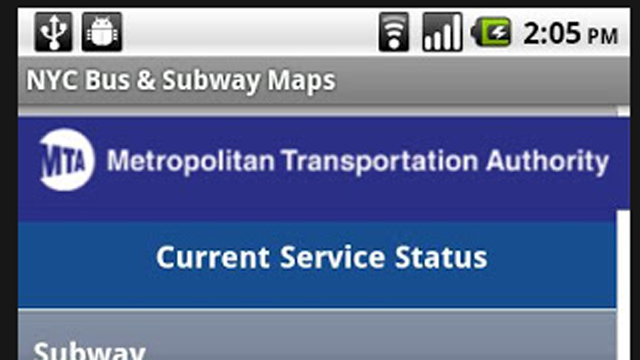 Top 10 Best Travel Apps For Android NYC Bus and Subway Maps