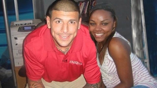 Aaron Hernandez, Shayanna Jenkins