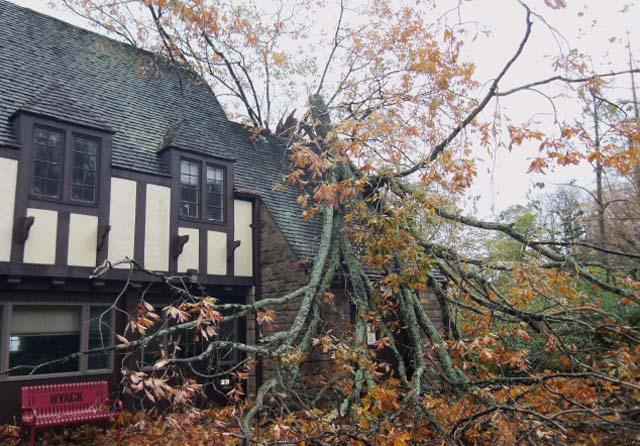 Sky Island Lodge, Nyack College Explosion Building.