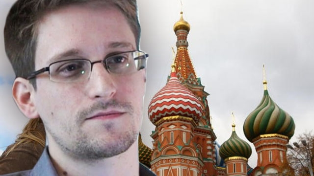 Snowden Asylum Russia
