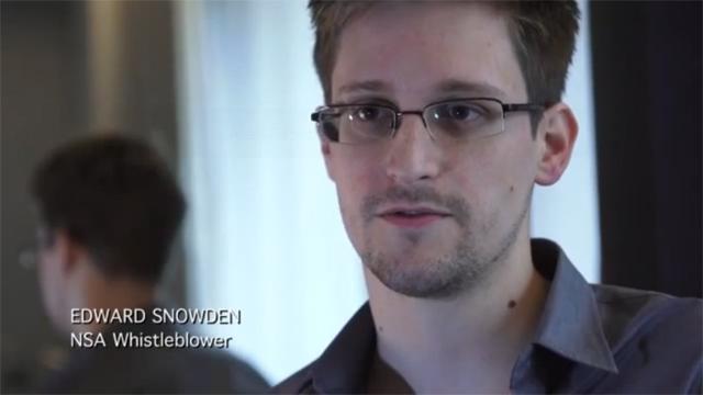 Richard Snowden Arrest Charged