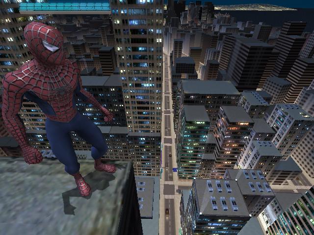 Spiderman 2 game