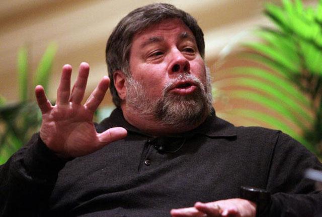 Steve Wozniak kimye baby north west