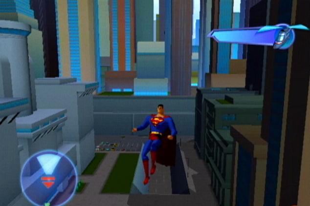 Superman Shadow of Apokolips gameplay