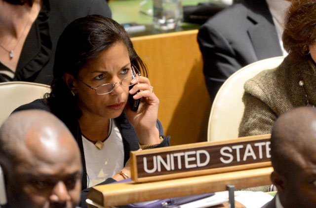 Susan Rice Appointed National Security Advisor