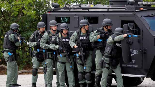 terrorist task force
