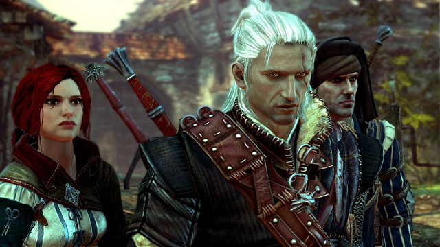 The Witcher 3 First Look