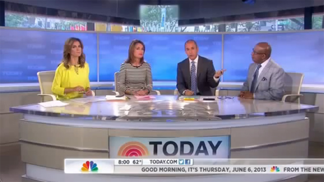 Today Show Screen Shot