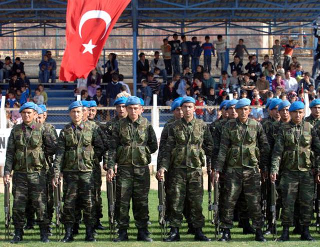 Tension Mounts On Turkey