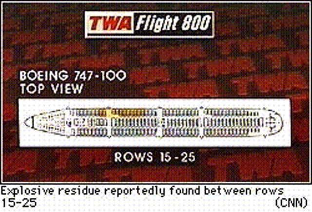 twa, flight 800, conspiracy, explosion