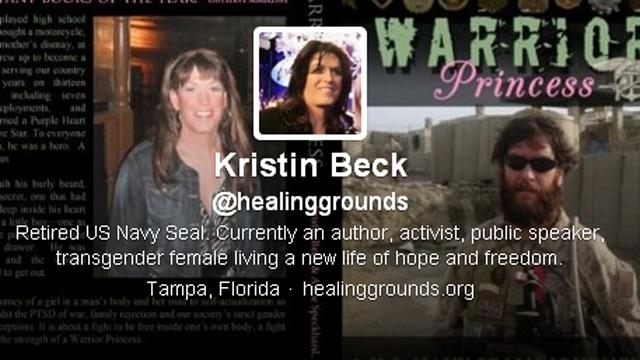Kristin Beck Transgender Navy seal
