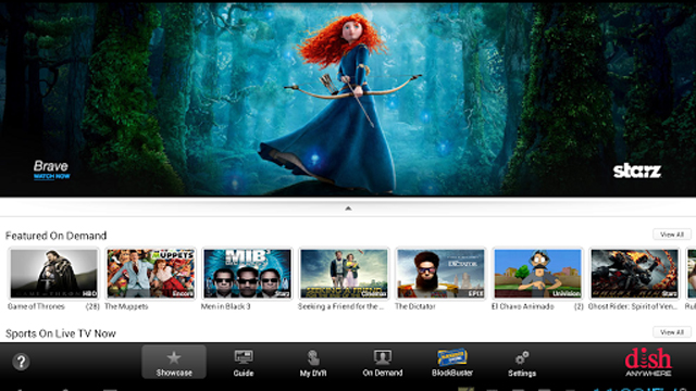best android streaming apps dish anywhere