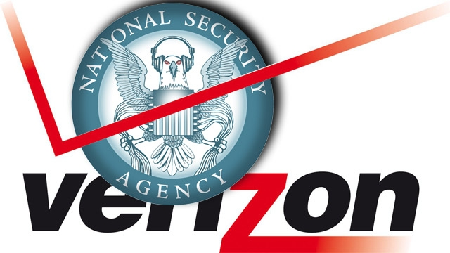 NSA Verizon Phone Spying