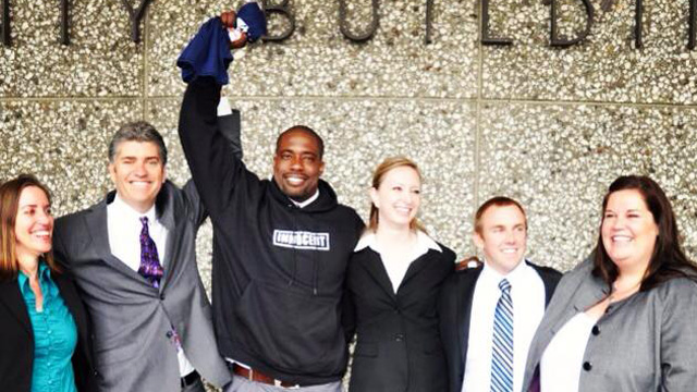 Brian Banks Wanetta Gibson Ordered to pay $2.6 million