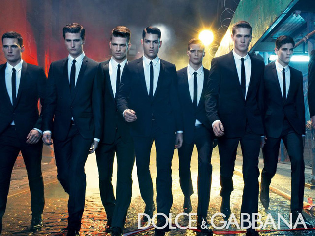 Dolce and gabanna prison