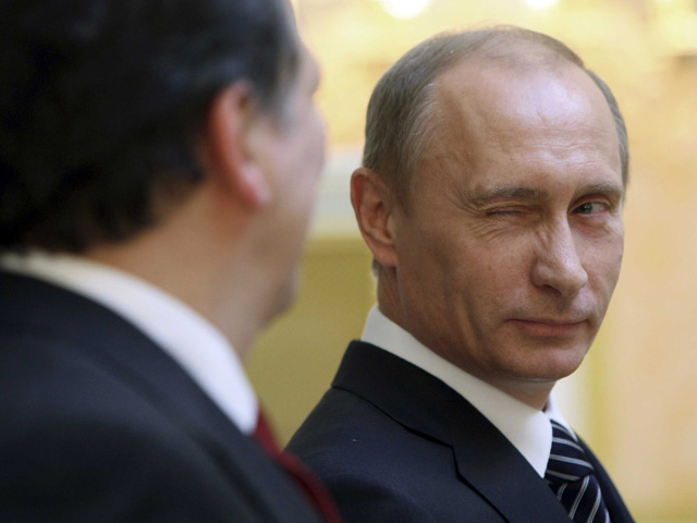 Putin Superbowl Ring