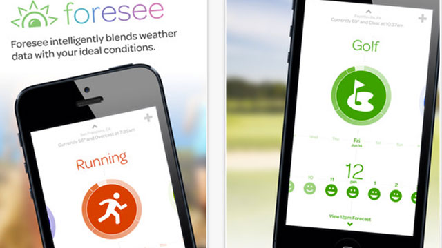 best new iphone ipad apps forsee