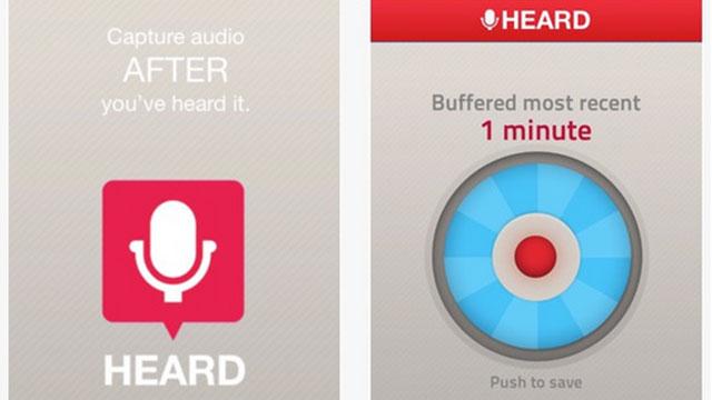 best new iphone ipad apps heard