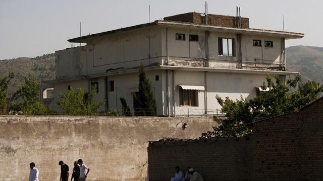 Abottabad, compound, Osama bin Laden, OBL, osama