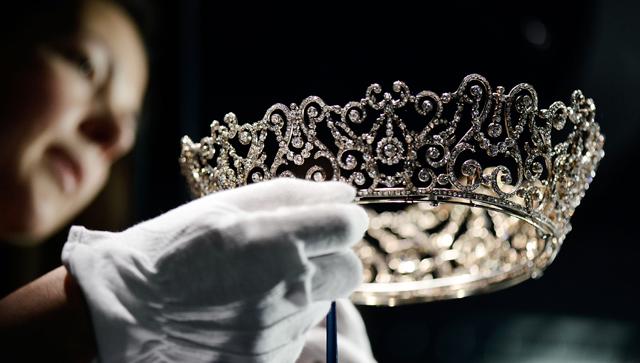diamond, crown, tiara, jewels,